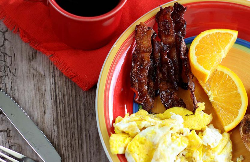 Toaster Oven Bacon ~ Spoonful of Easy
