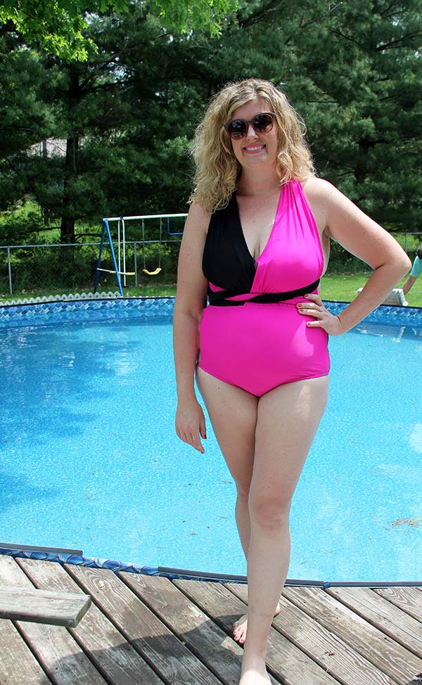 Swimsuit Review #1 | Spoonful of Easy #swimsuits #swimsuitreview