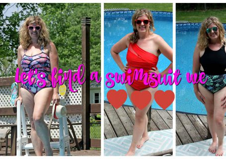 Swimsuit Review | Spoonful of Easy #swimsuits #swimsuitsforwomen