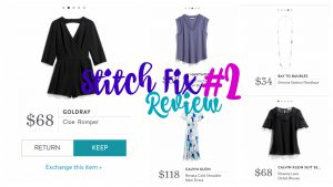 Stitch Fix Review #2