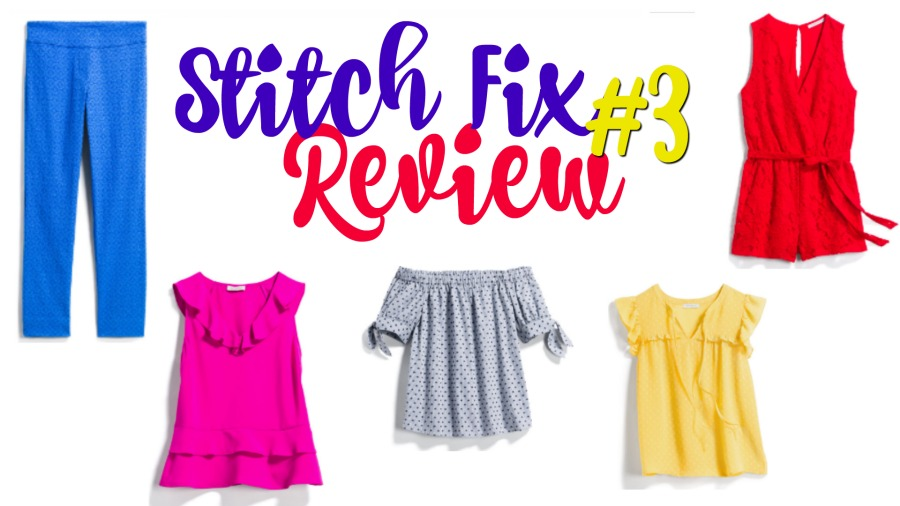 Stitch Fix Review #3