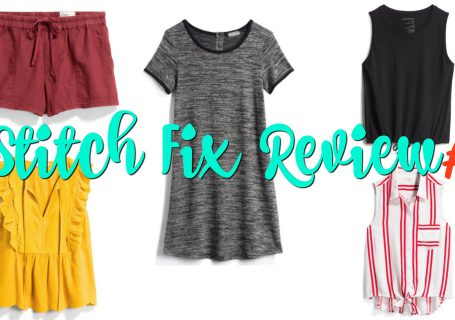 Stitch Fix Review #4 | Spoonful of Easy #stitchfixoutfits