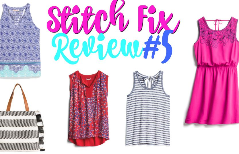 Stitch Fix Review #5 | Spoonful of Easy #stitchfixreviewsrecent
