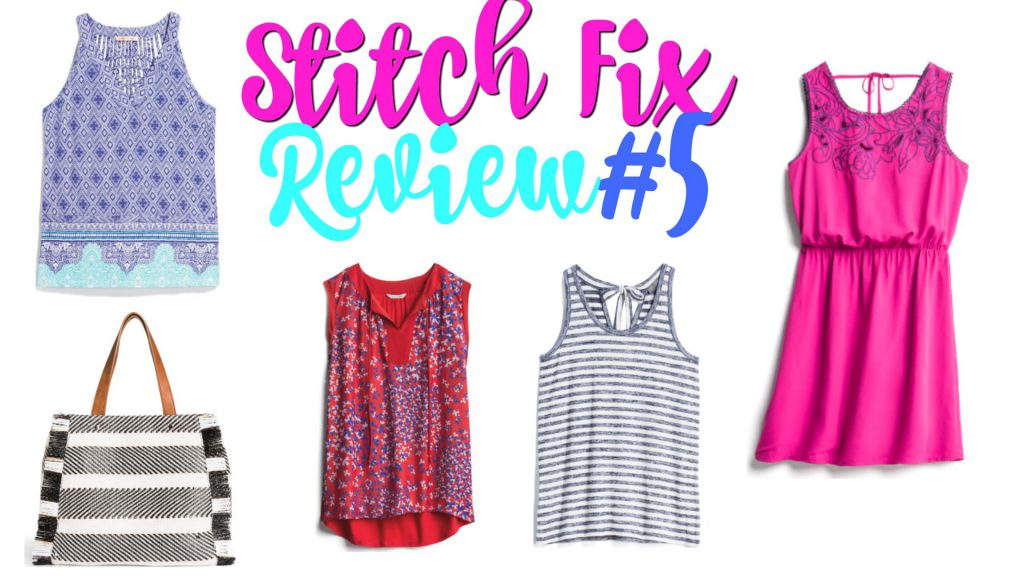 Stitch Fix Review #5