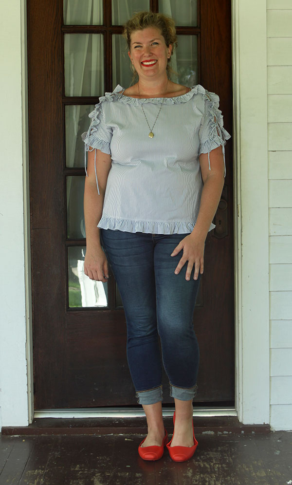 Stitch Fix Review #6 #stitchfixreviews #outfits #fashion