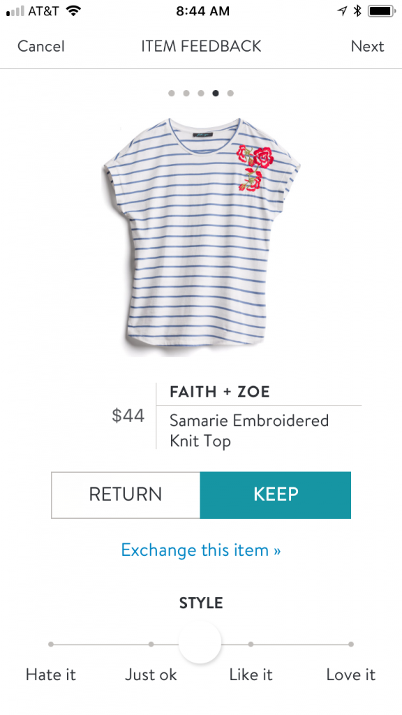 Stitch Fix Review #6 #stitchfixreviews #stitchfixeviewsrecent