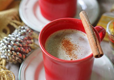 Hot Coffee Toddies - the best coffee drinks recipe ever! #coffee #coffeedrinks