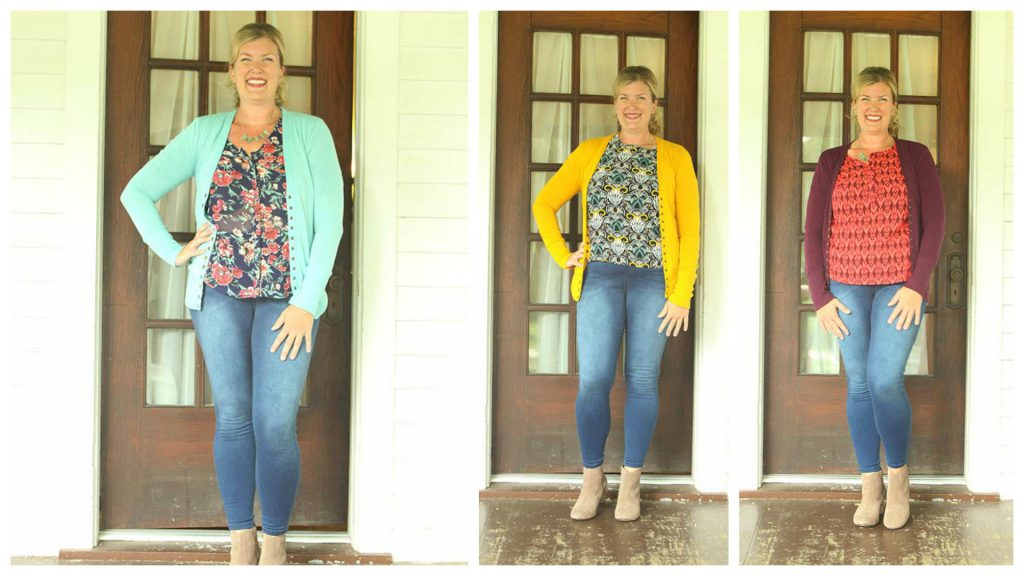 Cardigan Outfits for Fall ~ A Cardi Party