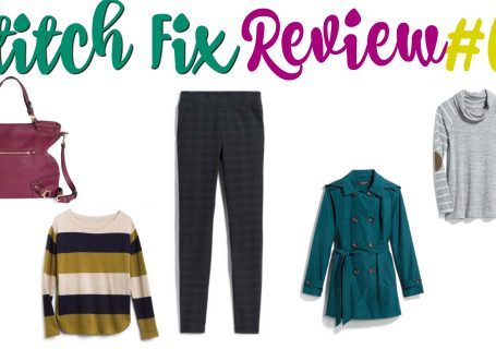 Stitch Fix Review #7 #fall2018