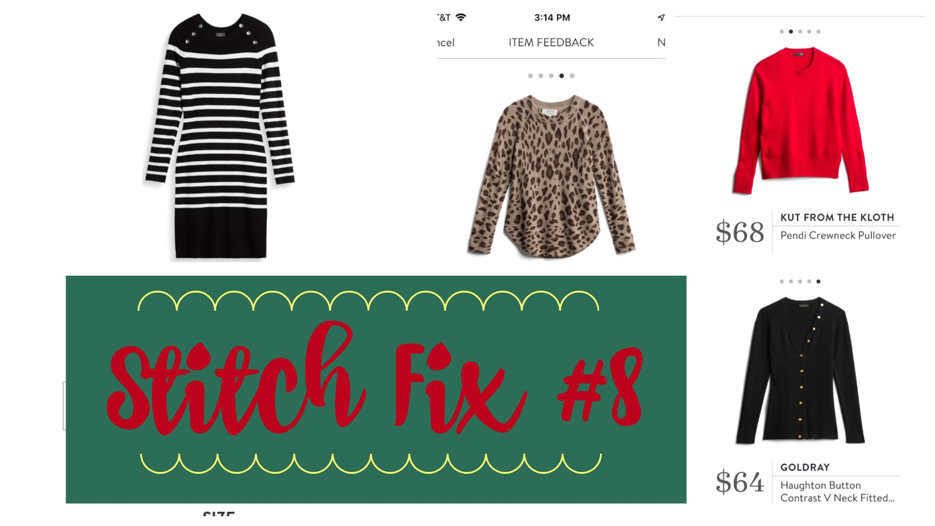 Stitch Fix Review #8