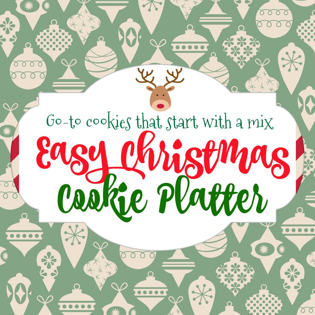 Cookie Platter Cookbook