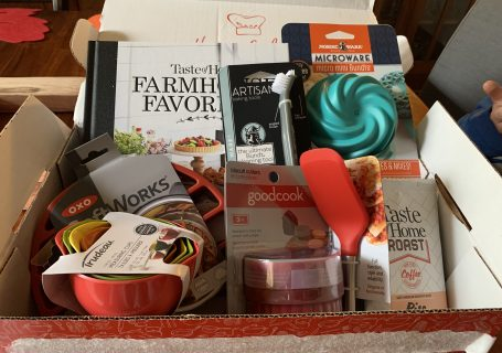 taste of home box review