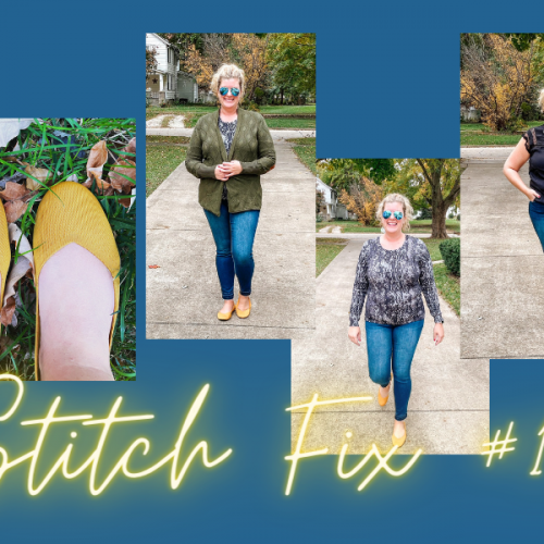 Stitch Fix Review October 2020