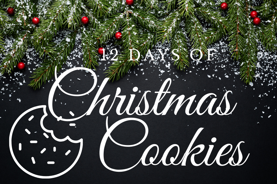 12 Days of Easy Christmas Cookies
